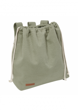 Spielzeugbeutel Toy bag pure olive